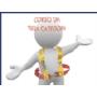 Corso sull'uso corretto e l'utilizzo pratico delle cinture di sicurezza/imbracature (DPI di III Cat.) per la prevenzione delle cadute dall'alto (Piattaforme Aeree, Ponteggi, Linea Vita etc etc)